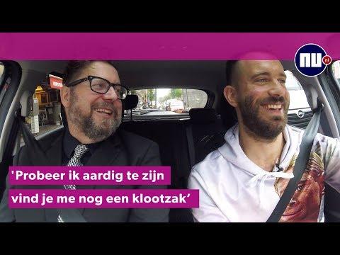 In de auto met Martin Koolhoven: 'Alleen pussies lopen uit bios'