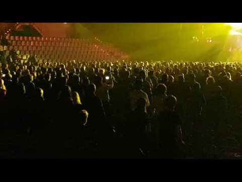 THE AUSTRALIAN PINK FLOYD SHOW 2017 - COMFORTABLY NUMB 06.04.2017 live at SAP Arena Mannheim Germany