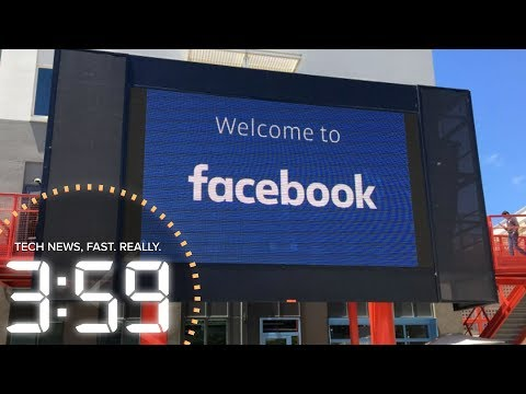 Facebook wants to fight fake news with bots  (The 3:59, Ep. 261)