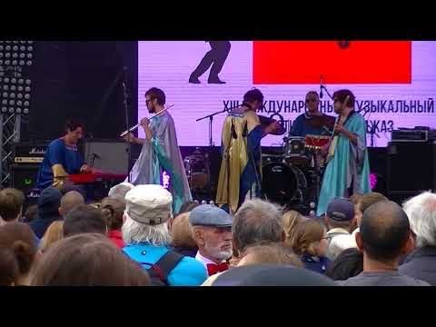 Estrada Orchestra (Estonia) at PetroJazz 2017, St-Petersburg, Sun July 16 2017