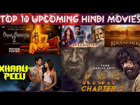 """Top 10 upcoming Bollywood movies in [2020] 
