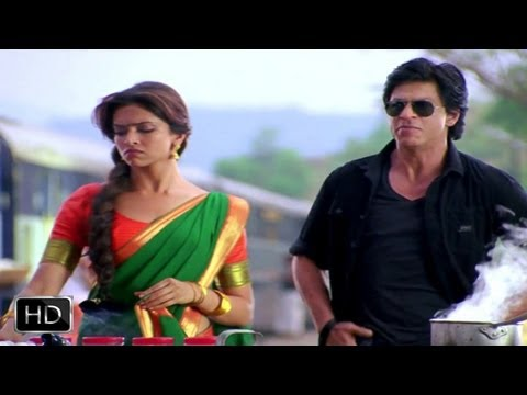 Chennai Express Exclusive - SRK-Deepika On The Unconditional Love Of Fans