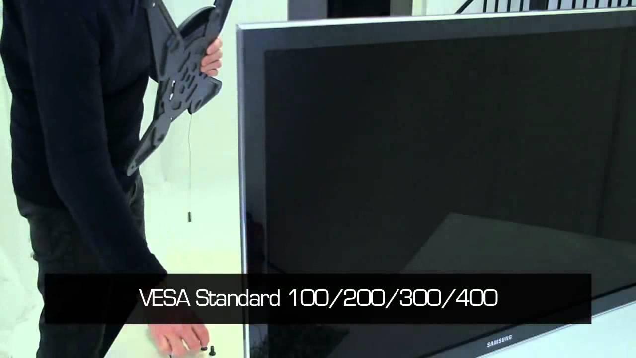 Elektrisch, Fernbedienbare, Neigbare TV Wandhalterung E Tilt | CMB Systeme