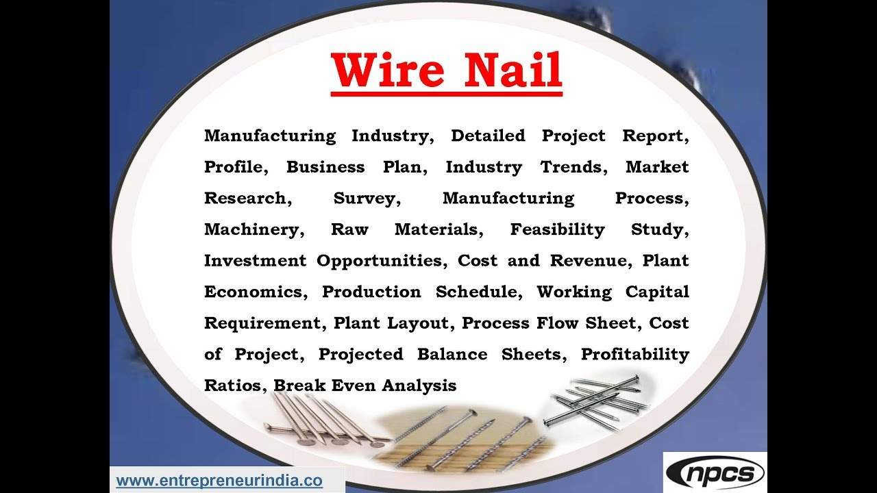 Wire Nails Project Report Center Electric Motors Wiring A Doerr 1 2hp Motor For 120v T3 T4 Ohm Meter Nail Youtube Rh Com Steel Sizes