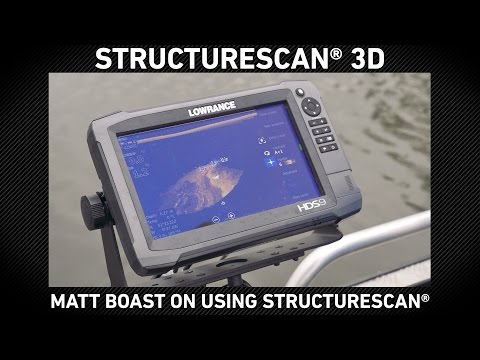 Matt Boast on using StructureScan 3D
