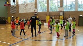 Футбол для дівчаток з інтелектуальною інвалідністю влаштували у Києві