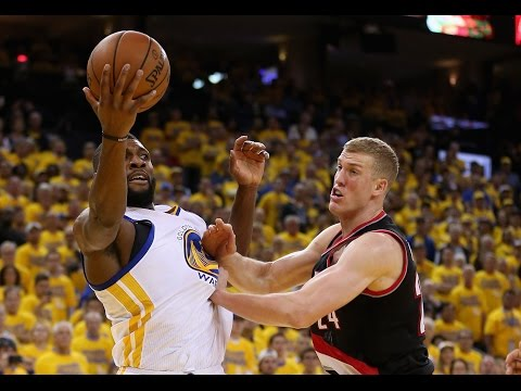 Festus Ezeli comes to the rescue in Warriors