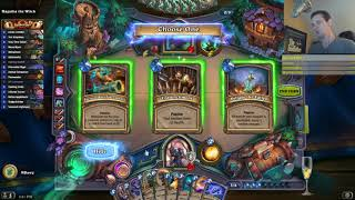Hearthstone Witchwood Monster Hunt Final Challenge How to Beat Hagatha