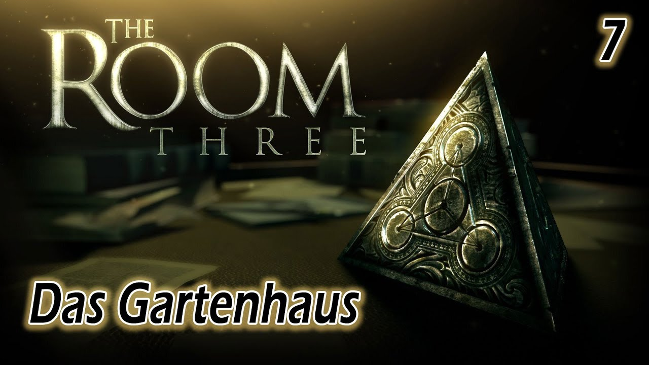 Das Gartenhaus The Room Three 👁 7 - Das Gartenhaus | The Room 3 Gameplay German Pc - Youtube