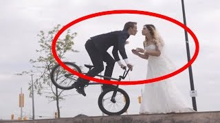 12 Wedding Photos You Won't Believe Actually Exist!