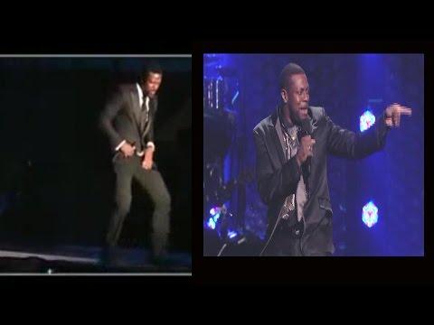 Chris Tucker canta Rock With You & Human Nature - Subtitulado en Español