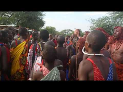 Ngiss - Jump Dance At Wedding Ceremony Mosiro