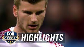 Bayer Leverkusen vs. RB Leipzig | 2017-18 Bundesliga Highlights