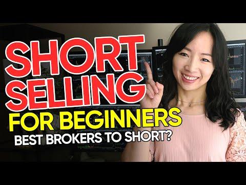 How to Short Stocks? Short Selling for Beginners (Best Broker for Shorting)
