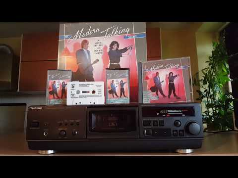 ★★★ Modern Talking ‎- The Modern Talking Story (Cassette) (Side A) ★★★