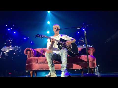 Insecurities/Home To Mama - Purpose World Tour Jacksonville 6/29/16