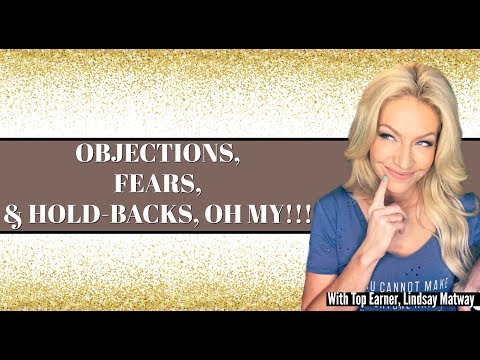 Behind the Curtain of Coaching, Day 2 - OBJECTIONS & FEARS!