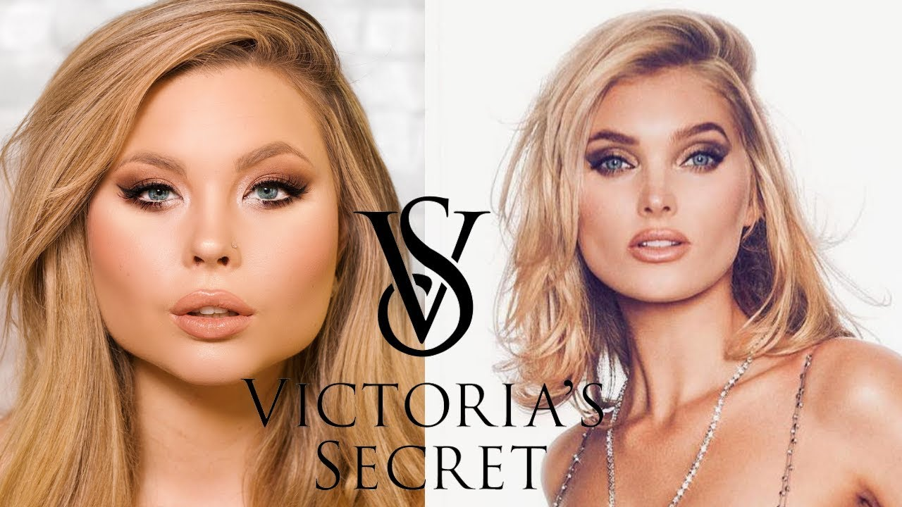 Victorias Secret Fantasy Bra 2018 Elsa Hosk Makeup Tutorial