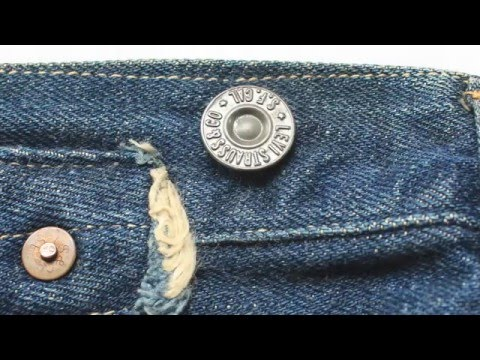 #levis buckle back exposed revit 501XX amoskeng  / thaivintage group