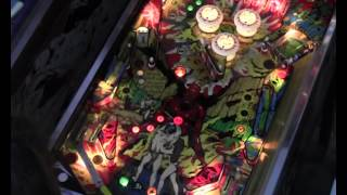One good ball on GORGAR Pinball (Williams, 1979)