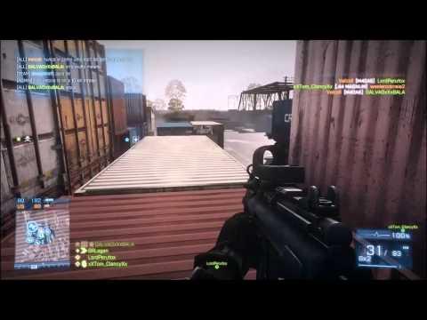 Battlefield 3 - 24 Players   Canals   Team DM   #1