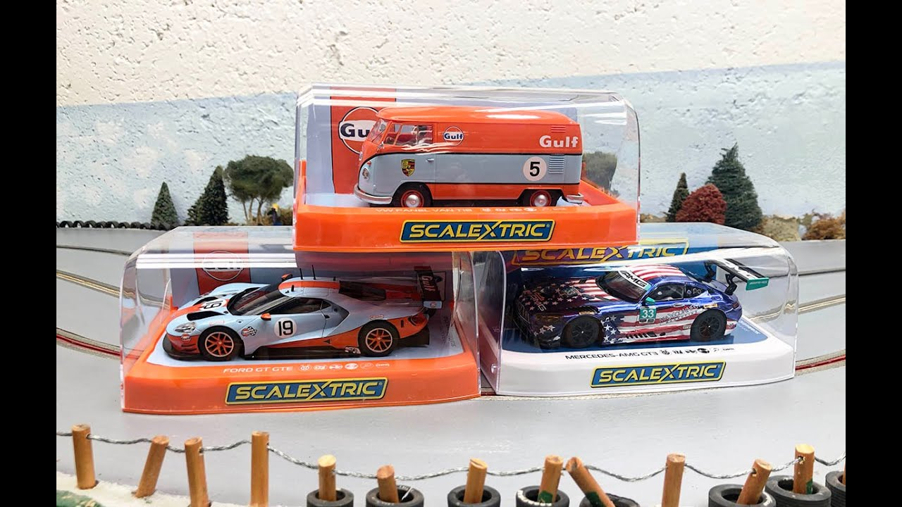 Scalextric New Releases 2019 Youtube
