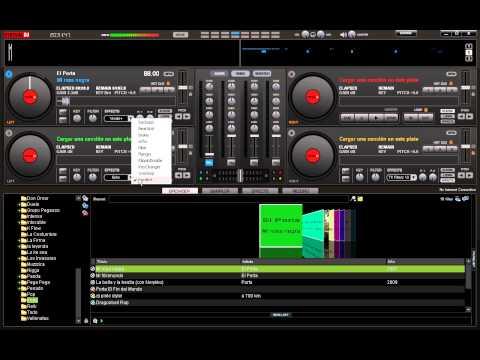 Karaoke en el Virtual Dj sin programas