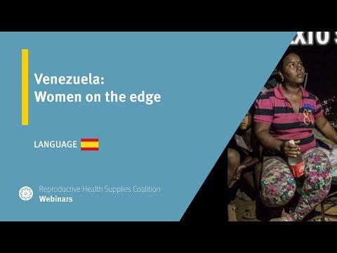 Venezuela: Women on the edge