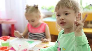 Один день в детском садике им. Ю.А. Гагарина (Кокшетау)2018