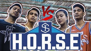 SkinnyIndonesian24 VS Masa Depan Atlet Basket Indonesia | H.O.R.S.E |