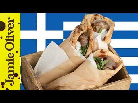 Greek Souvlaki Kebabs | Akis Petretzikis