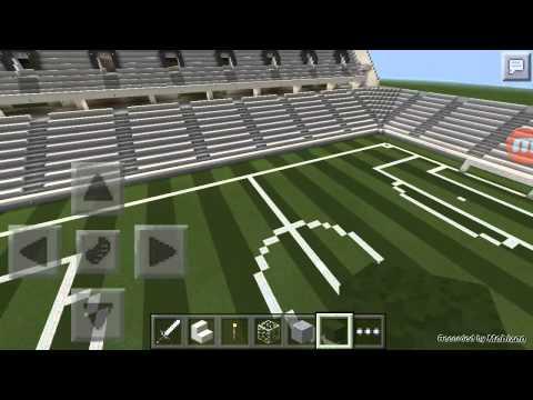 Brasil Stadium MCPE