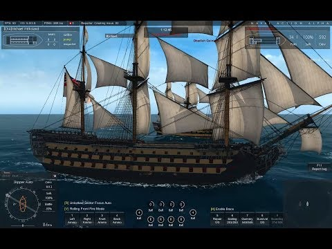 L'Ocean, French First Rate Ship of the Line, Naval Action