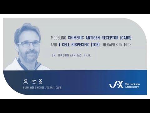 Humanized Mice Journal Club, Dr. Joaquin Arribas, PH.D.