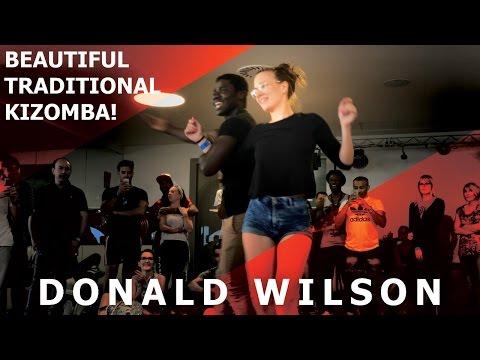 Matias - Eis-Me Aqui / Donald Wilson Kizomba Dance @ Barcelona Temptation Festival 2017