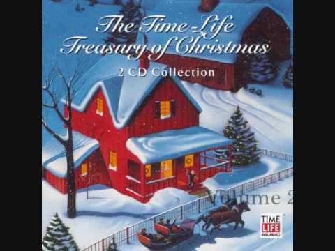 The Time Life Treasury(of Christmas) Vol.2 01. The Christmas Song   YouTube Design Inspirations