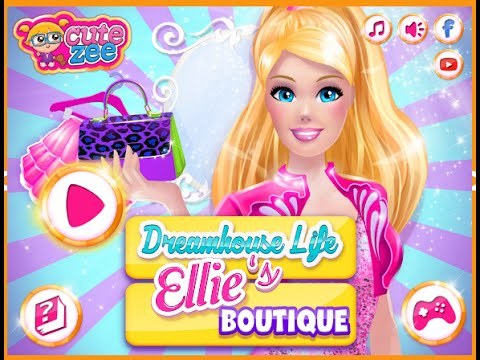 Games : Play Barbie