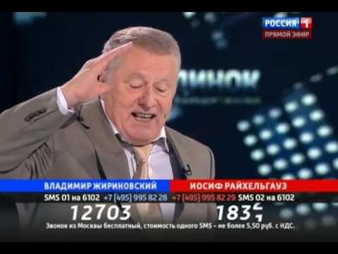 Поединок Жириновский vs