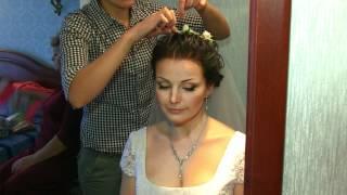 Свадьба Натальи и Максима начало