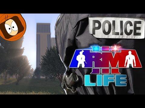 ARMA 3 LIFE | POLICE : LE POSTE DE CONTRÔLE !  | ARMA 3 MOD