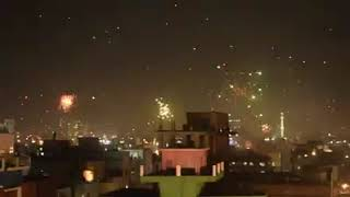 Bangladesh New Year's Fireworks 2018 HD 1080p - Happy New Year from BD