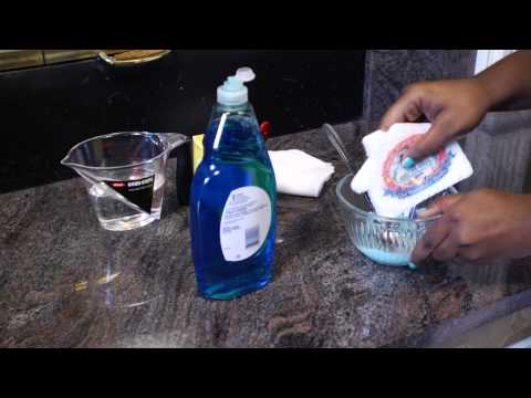 How to Clean Soap Scum Off Marble : Smart Cleaning Methods