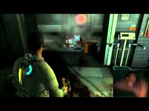 Dead Space 2- Chingy's first big scare
