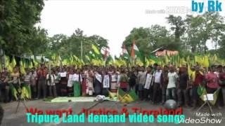 Tripura land ipft video songs