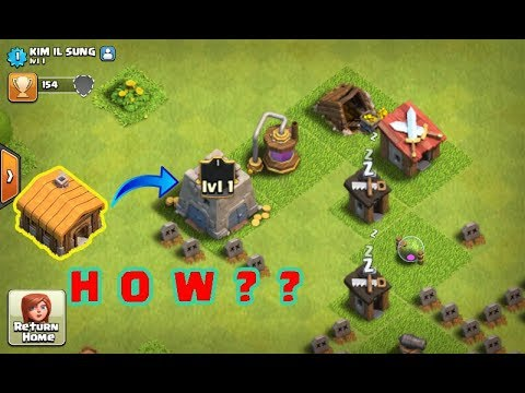 HOW?? TH2 Rebuild 'clan Castle' Must Watch.