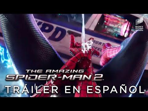 The Amazing Spider-Man 2 - TRÁILER FINAL en ESPAÑOL | Sony Pictures España