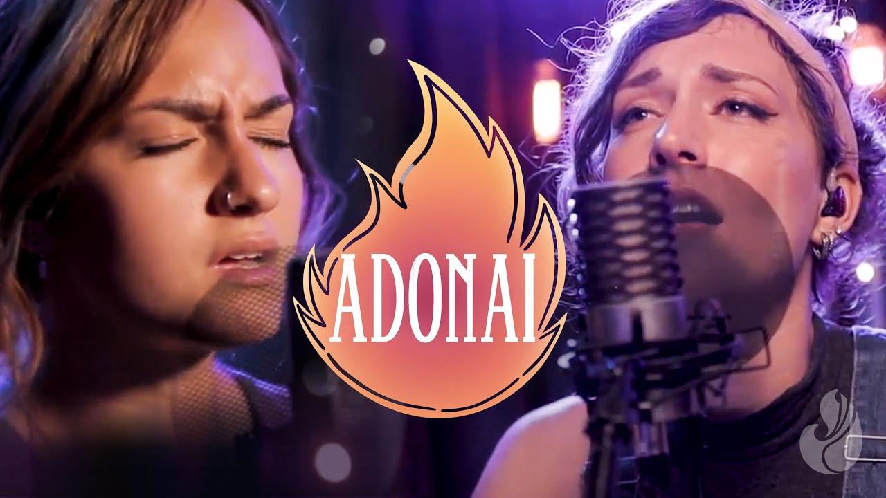 Download Adonai   WorshipMob original - live worship + spontaneous