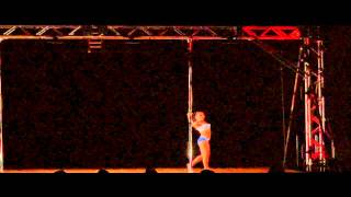 JENNIFER KIM - Midwest Pole Dance Competition 2012