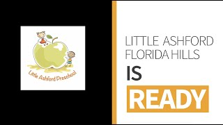 Little Ashford Florida Hills is Ready! #unprecedented #unmatched