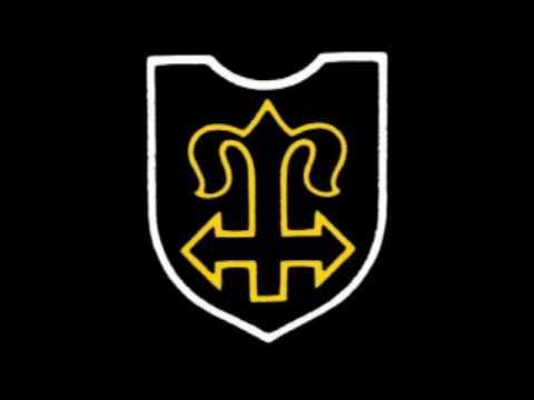 """Divisional Symbol: """"Karstjager"""" 24th SS-Waffen Gebirgs"""